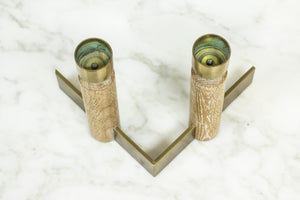 Candle holders by Hans Agne Jakobsson