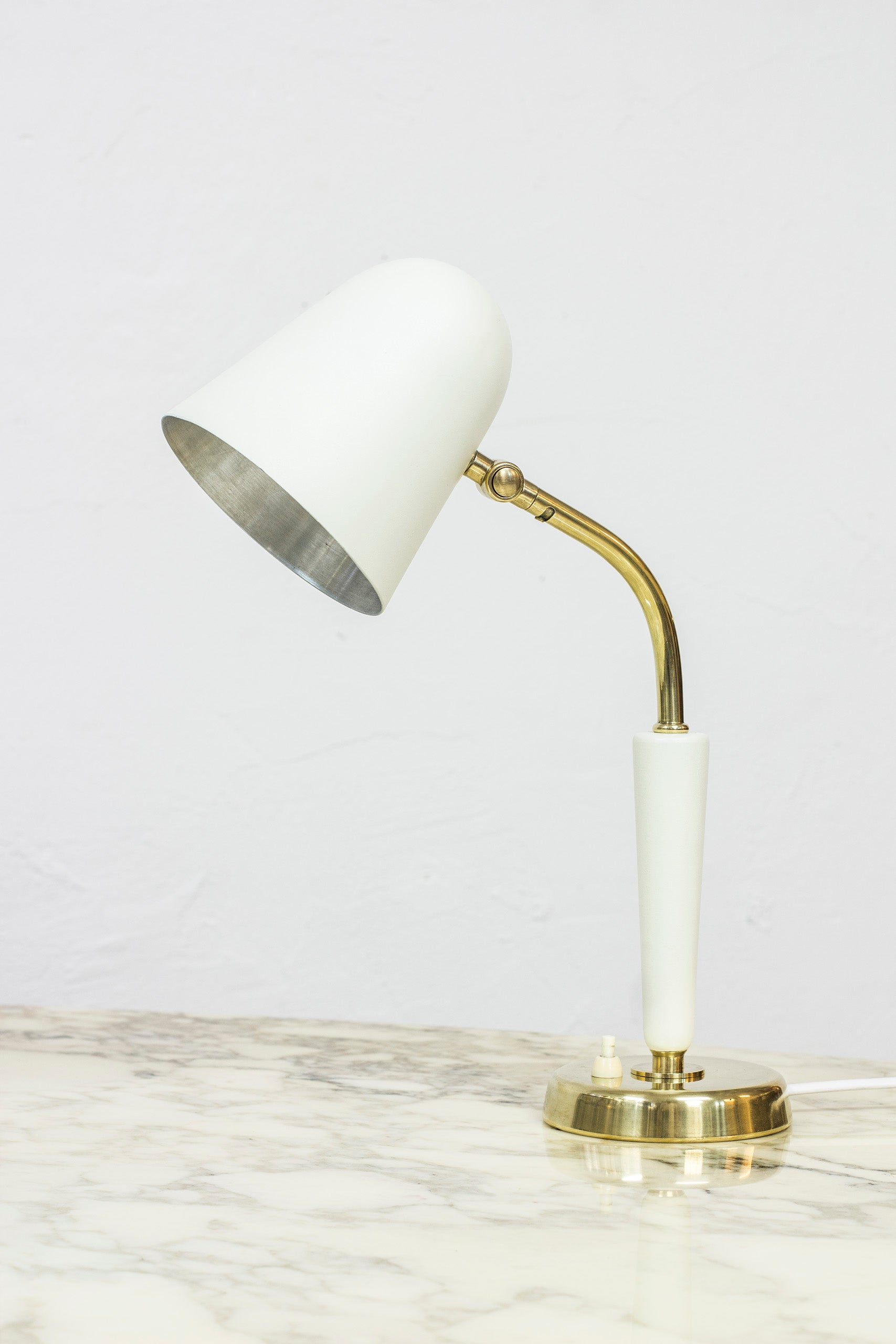 Table lamp by Bertil Brisborg for NK