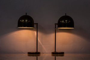 "Pair of table lamps ""B-075"" by Bergboms"