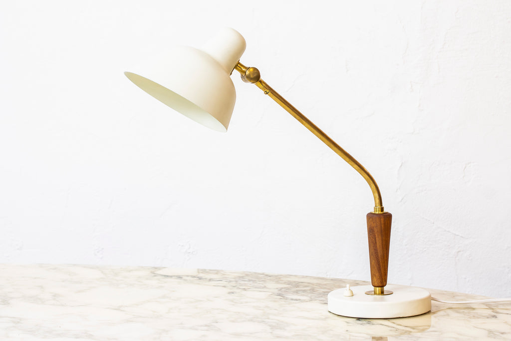 Table lamp designed by Bertil Brisborg for NK