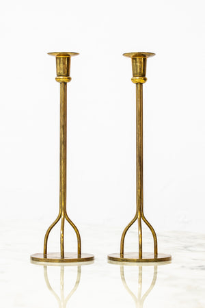 Candle sticks by Josef Frank