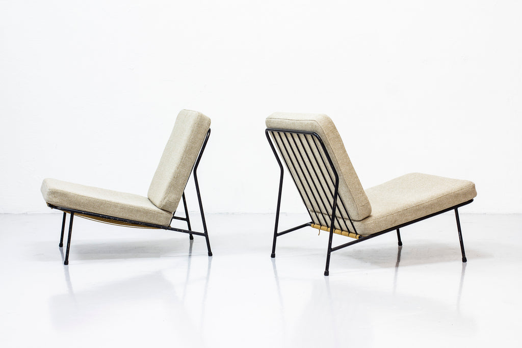 lounge chairs by Alf Svensson