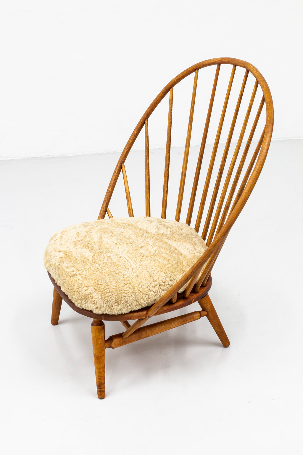 """Bågen"" lounge chair by Engström & Myrstrand"