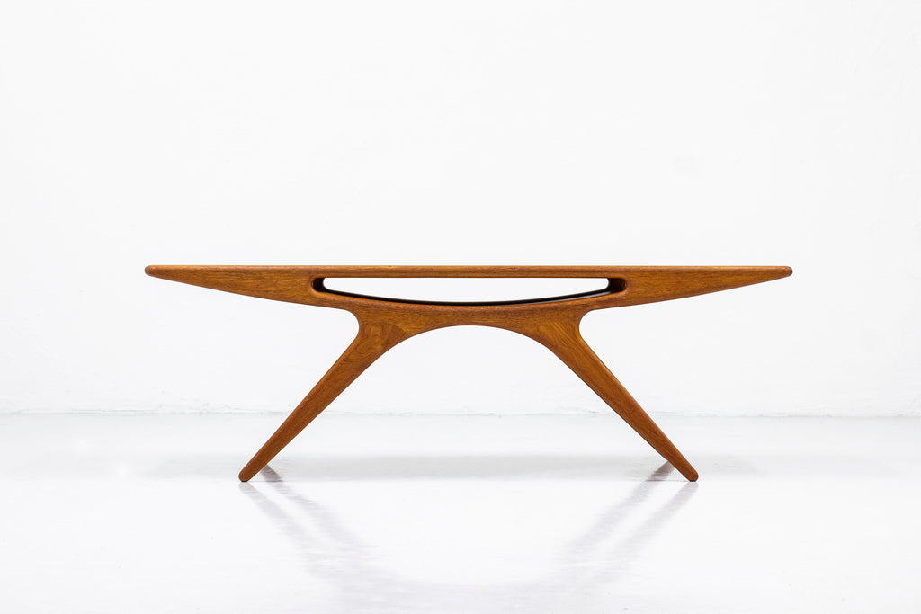 """Smile"" table by Johannes Andersen"