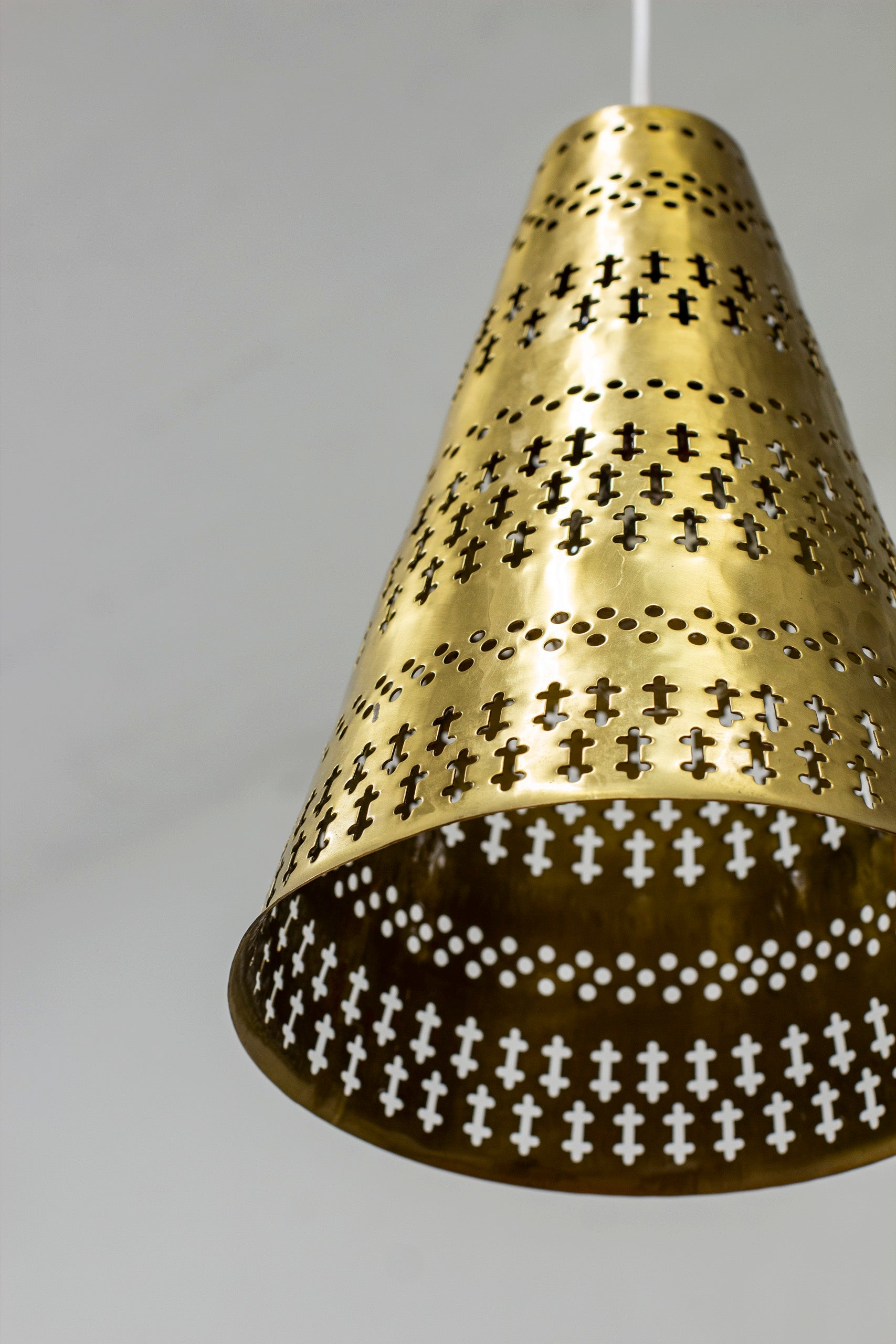 Ceiling lamp model 70/1 by Hans Bergström