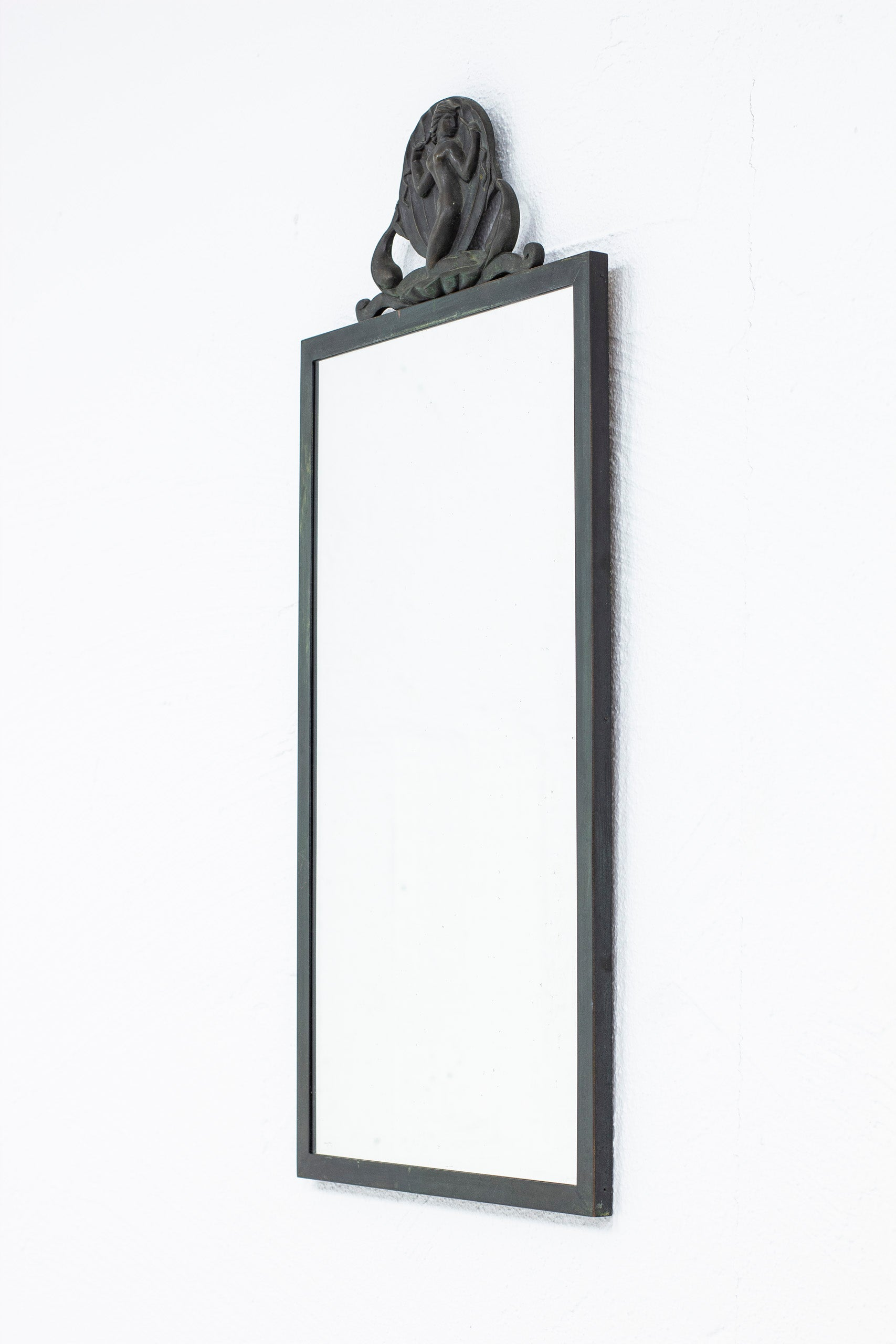 Swedish grace mirror by Oscar Antonsson