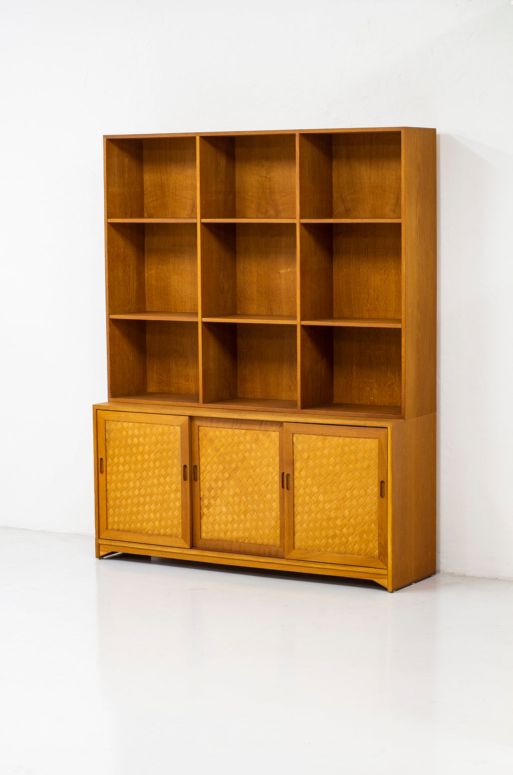 Rare bookcase by Alf Svensson