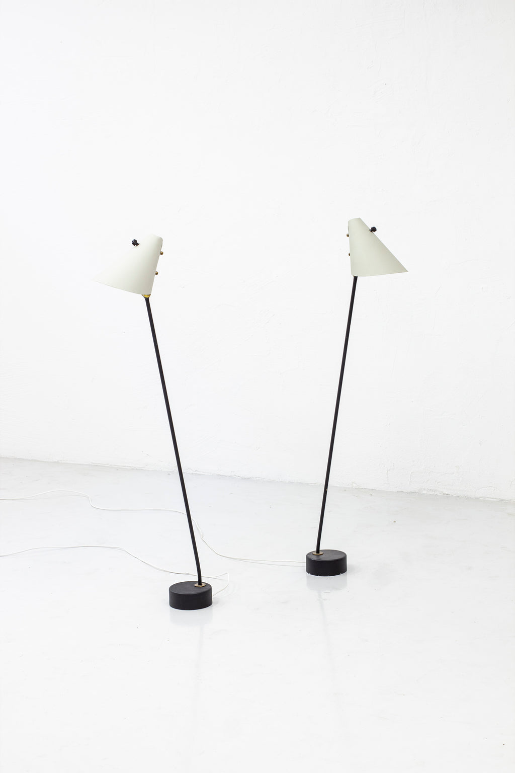 Floor lamps by Hans Agne Jakobsson