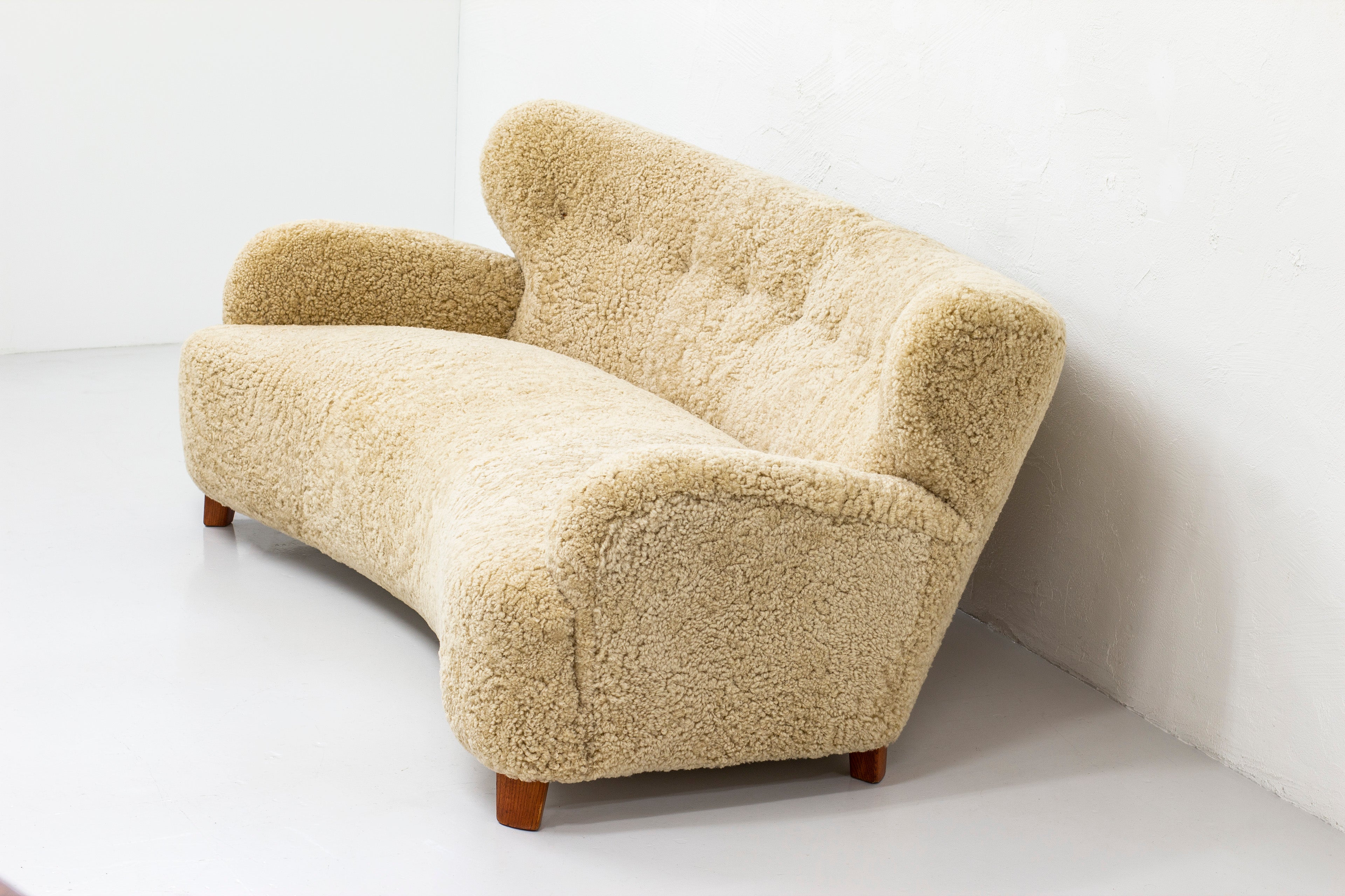 Sofa attributed to Flemming Lassen