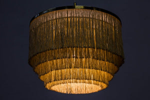 """Fringe"" Ceiling Lamp by Hans Agne Jakobsson no. 5"
