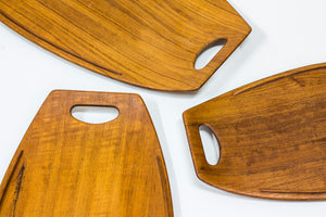 Set of trays by Jens Harald Quistgaard