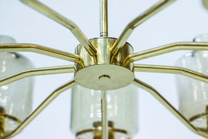 """PRIOR"" Chandelier by Hans Agne Jakobsson"