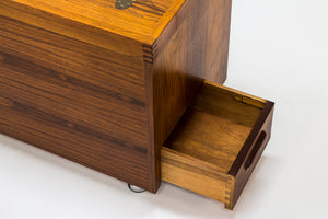 Norwegian Mini bar cube by Rolf Hesland