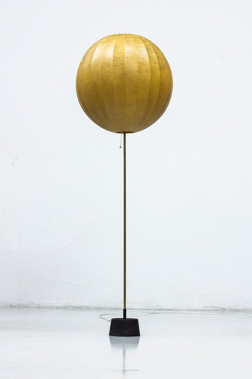 Swedish 1950s Floor lamp by Luco