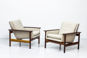 """7001"" easy chairs by Sven Ivar Dysthe"