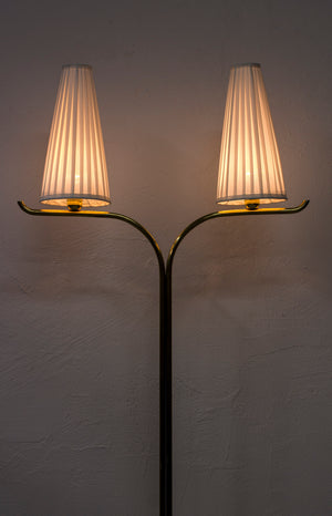 1940s Floor lamp by G. A. Berg