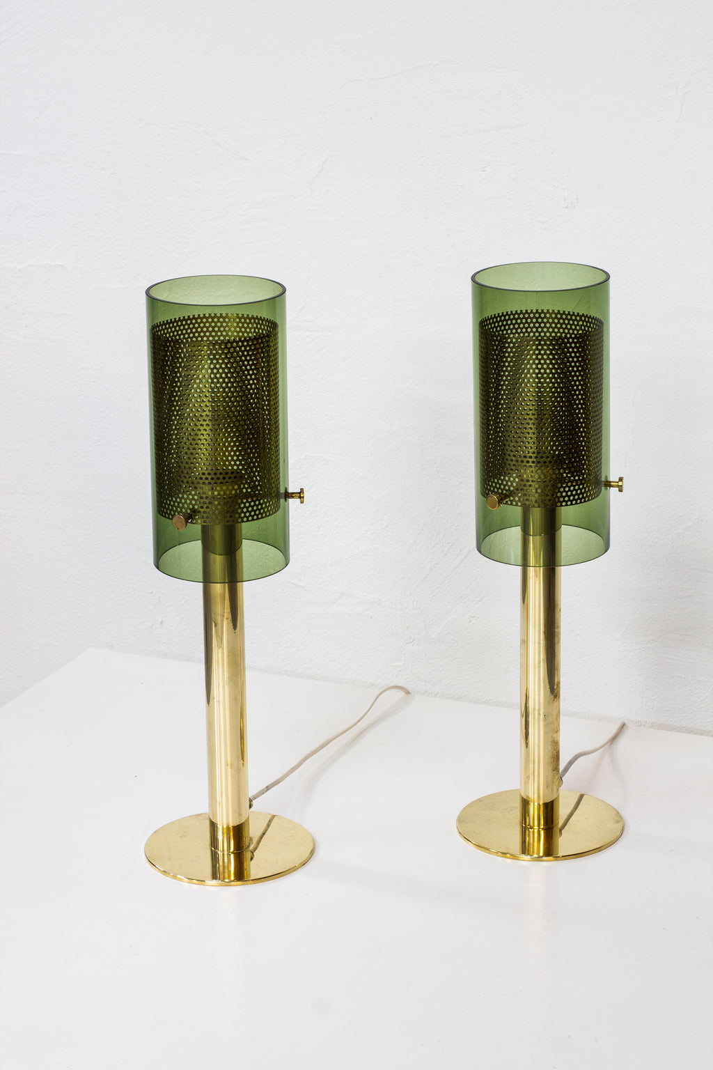 """B 61"" table lamps by Hans Agne Jakobsson"