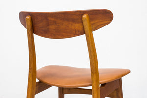 """CH30"" chairs by Hans J. Wegner"