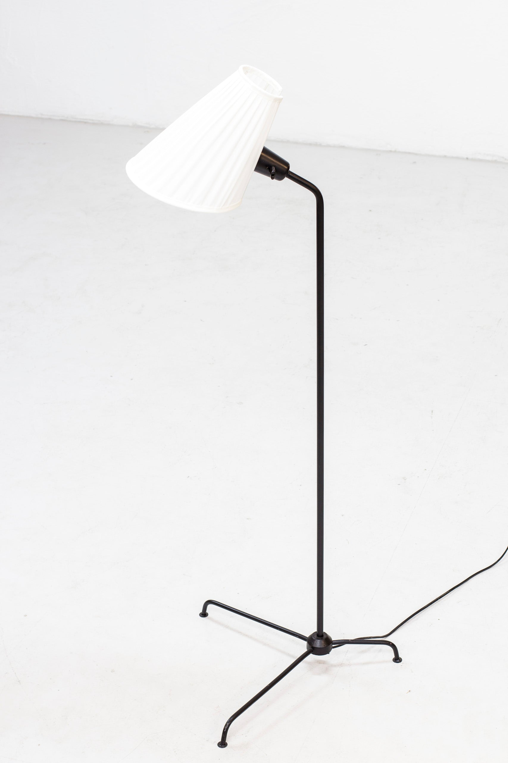 Swedish floor lamp by Luco