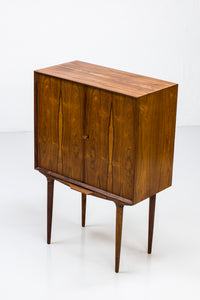 Danish bar cabinet by Illum Wikkelsø