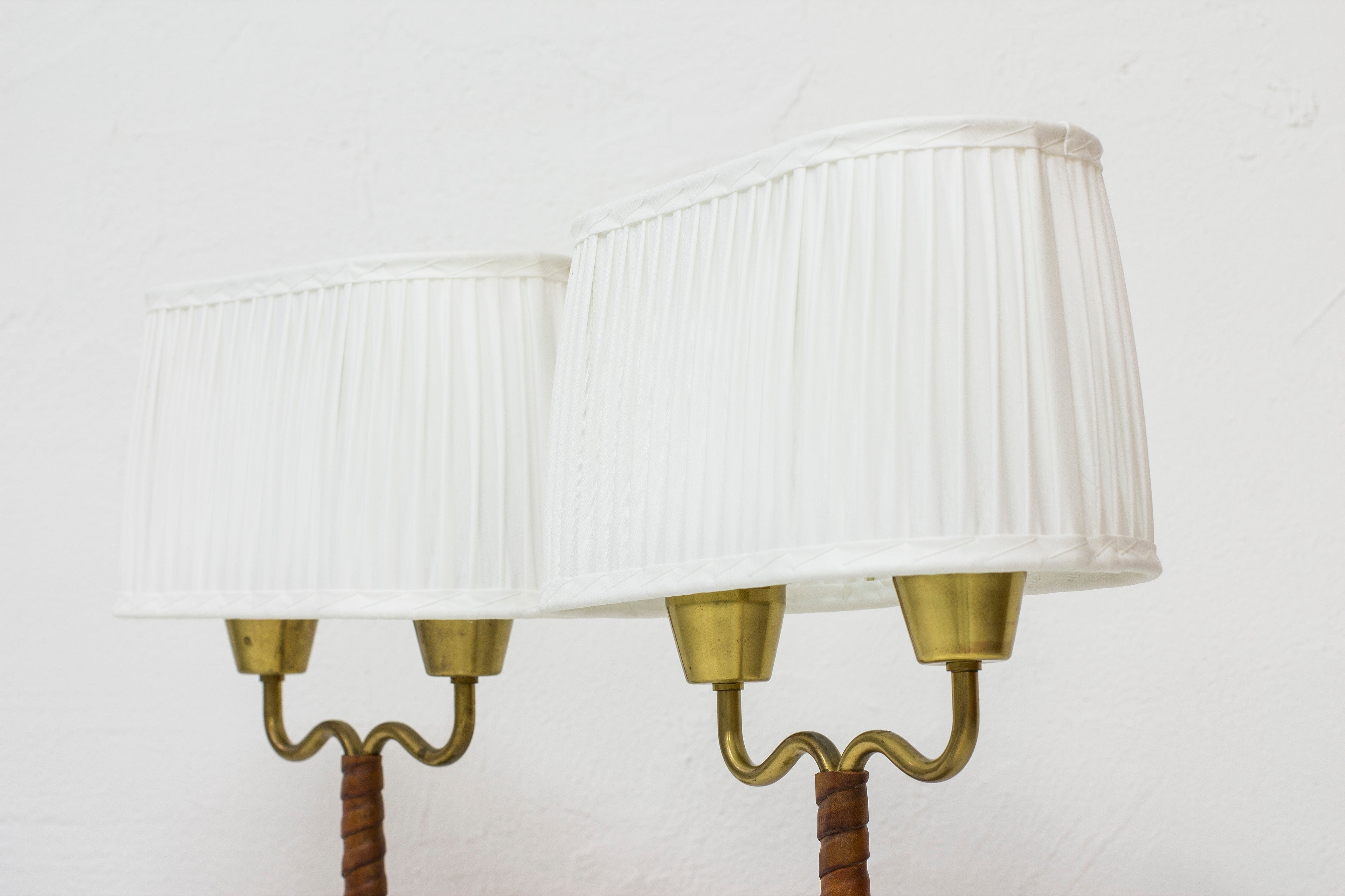 Pair of lamps by Sonja Katzin