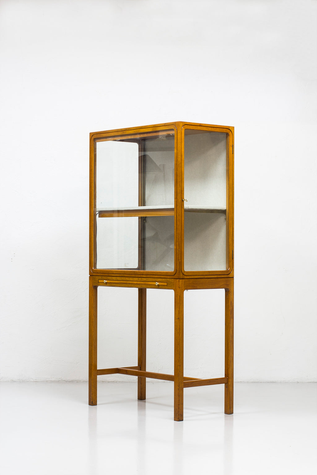 Display cabinet by Nordiska Kompaniet