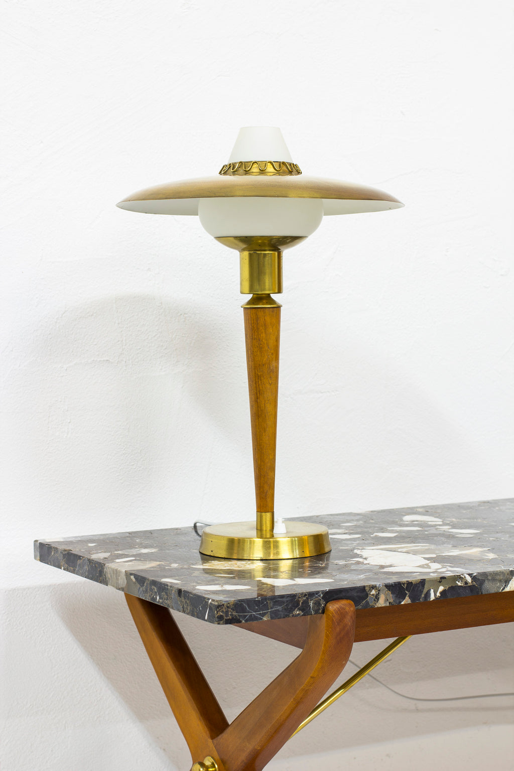 Rare table lamp by Hans Agne Jakobsson