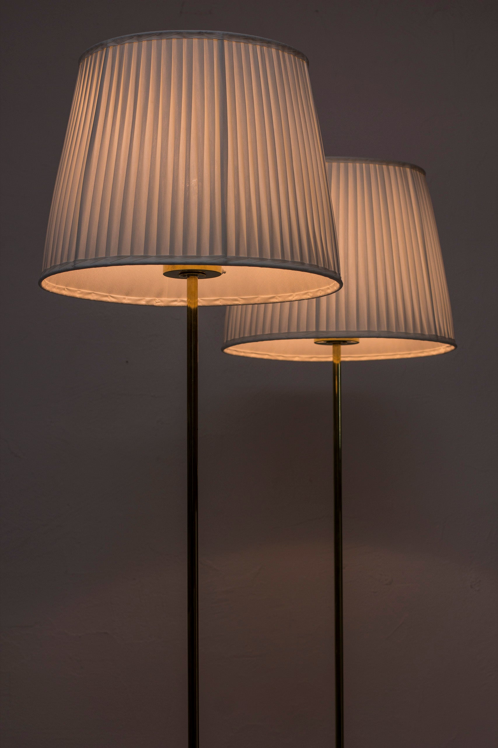 """G-50"" Floor Lamps by Hans-Agne Jakobsson, 1960s"