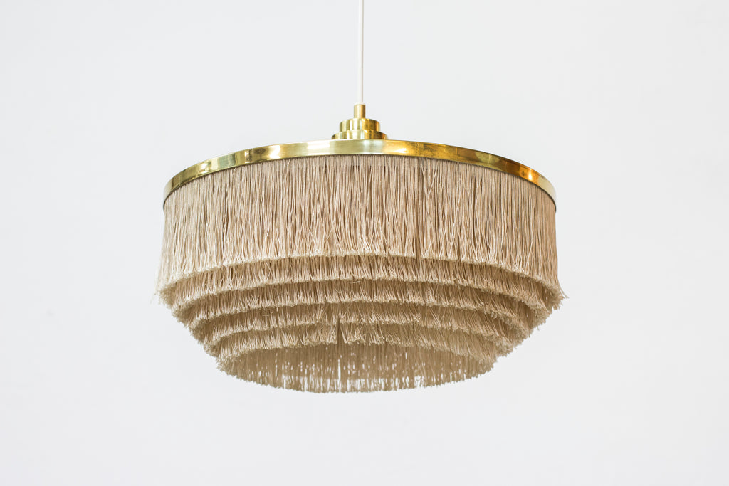 """Fringe"" Ceiling lamp by Hans Agne Jakobsson no.3"