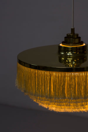"""Fringe"" Ceiling lamp by Hans Agne Jakobsson no.1"
