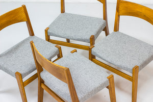 Dining chairs by John Vedel Rieper