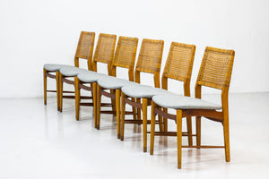 1950s dining chairs by Alfred Sand