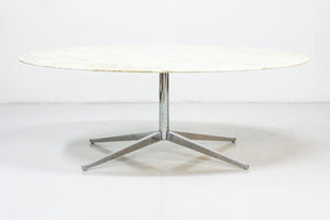Marble table by Florence Knoll