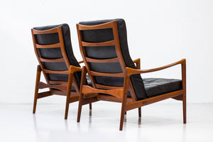 """Örenäs"" lounge chairs by Ib Kofod-Larsen"
