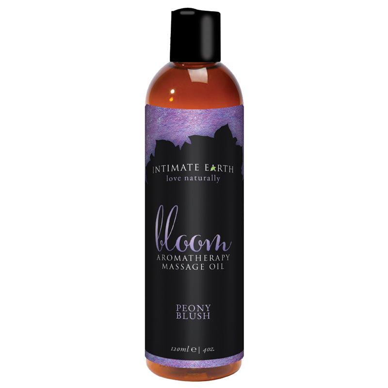 Organic Luxurious Massage Oil | Intimate Earth