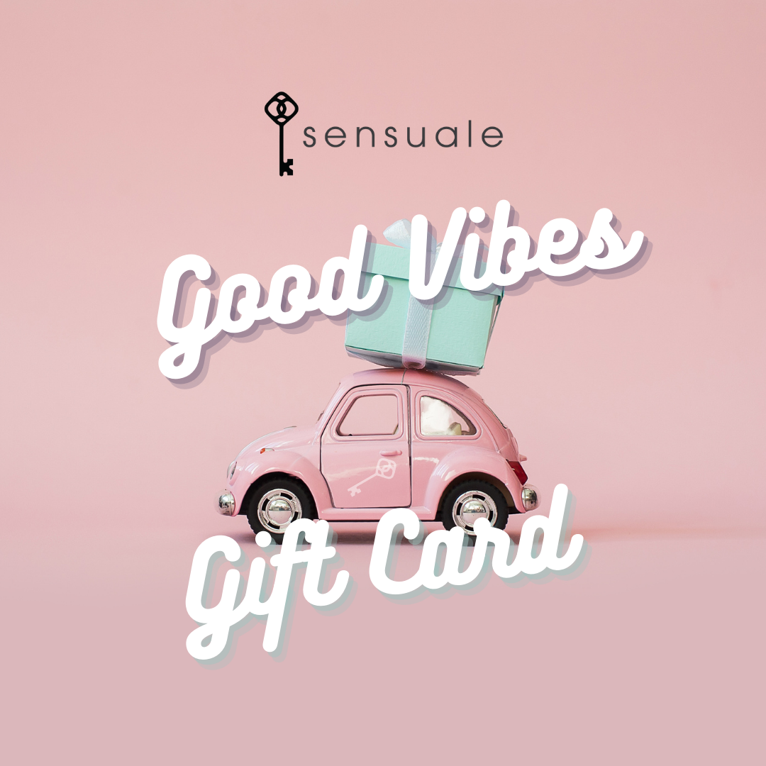 Sensuale Good Vibrations Gift Card