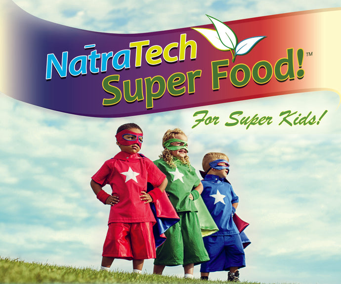 Super Food for Super Kids!