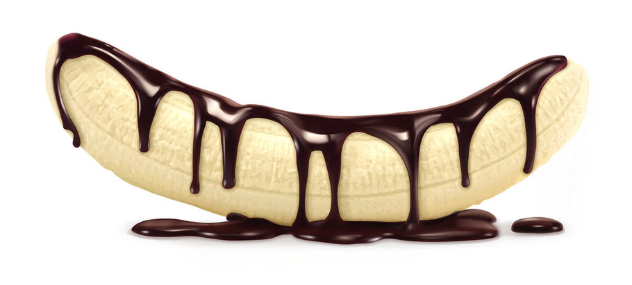 Chocolate Covered Banana