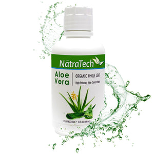 Organic Whole Leaf Aloe Vera Concentrate
