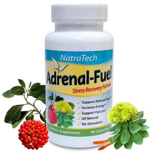 Adrenal-Fuel Stress Recovery Formula