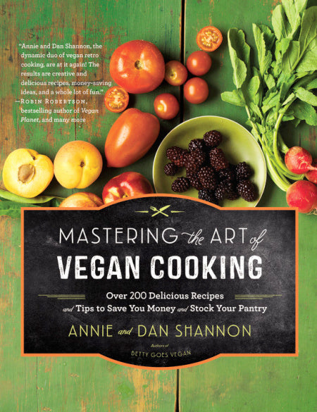Mastering the Art of Vegan Cooking