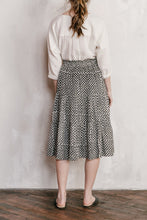 Load image into Gallery viewer, Zama Loves Midtown Tiered Midi Skirt