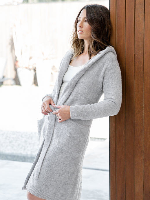 Dolce Hoodie Coverup