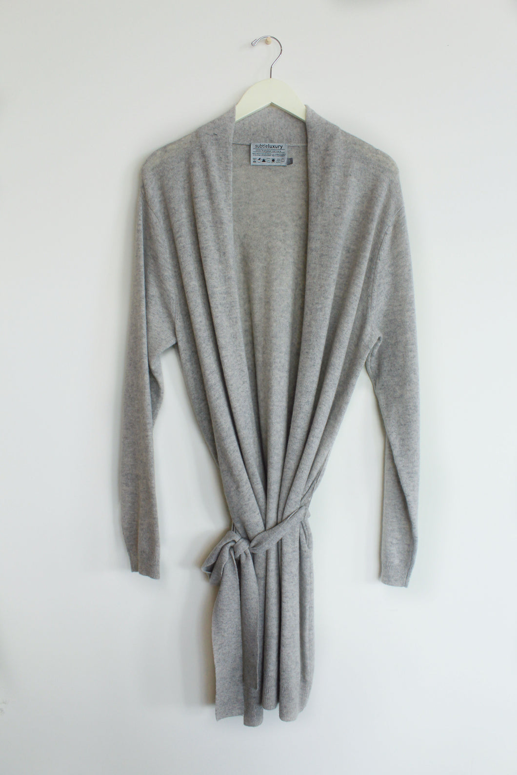 Robyn's Favorite Cashmere Duster