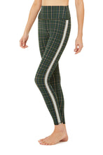 Load image into Gallery viewer, HW Plaid Legging