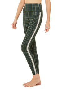 HW Plaid Legging