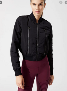 Off Duty Bomber Jacket