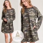 Camo Pocket Tunic