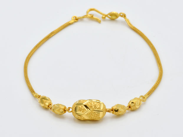 22ct Gold Ladies Bracelet