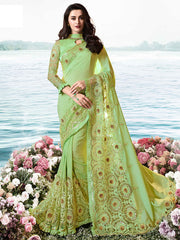 Aakashi Party Wear Saree